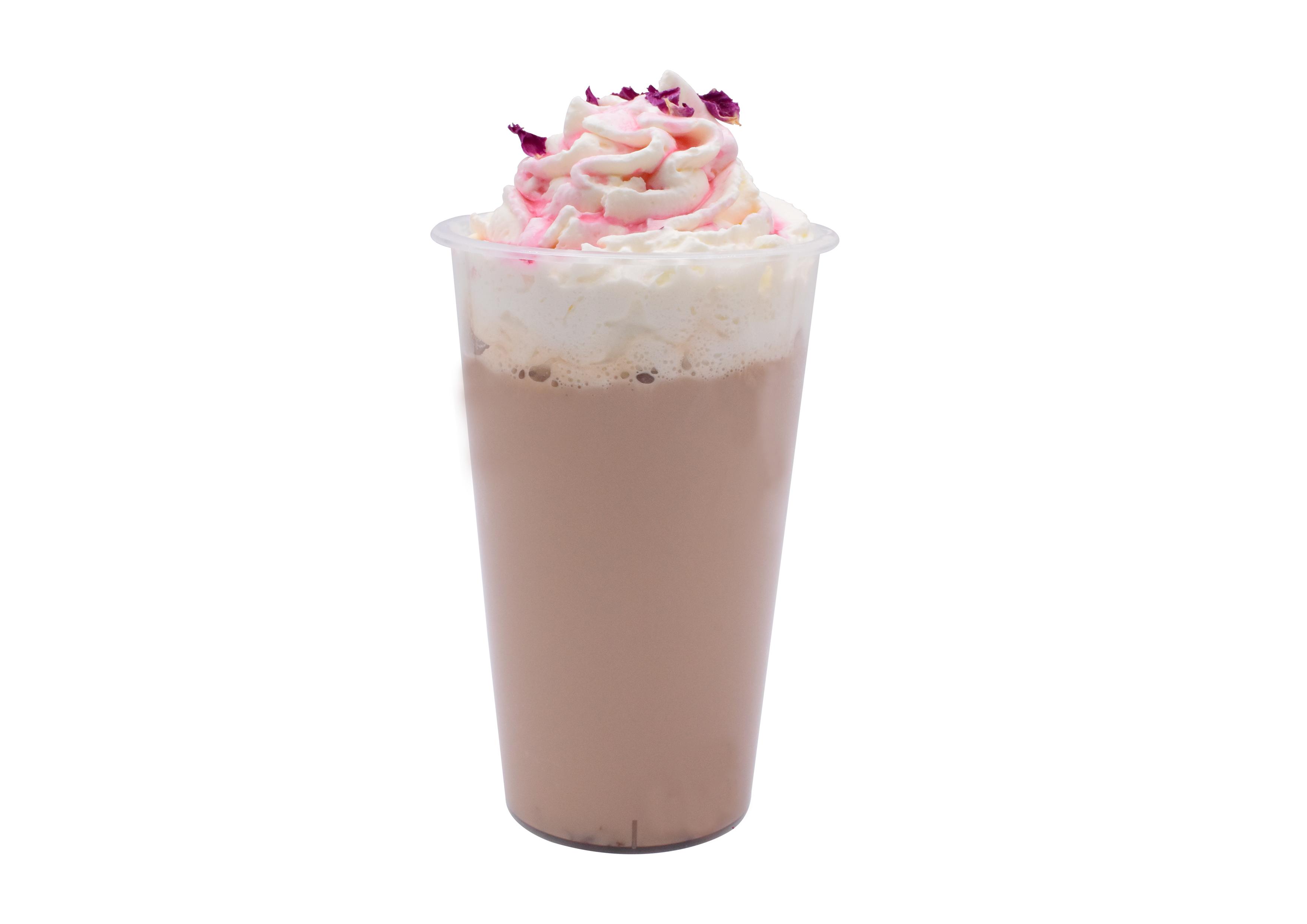 玫瑰牛乳(Rose milk)