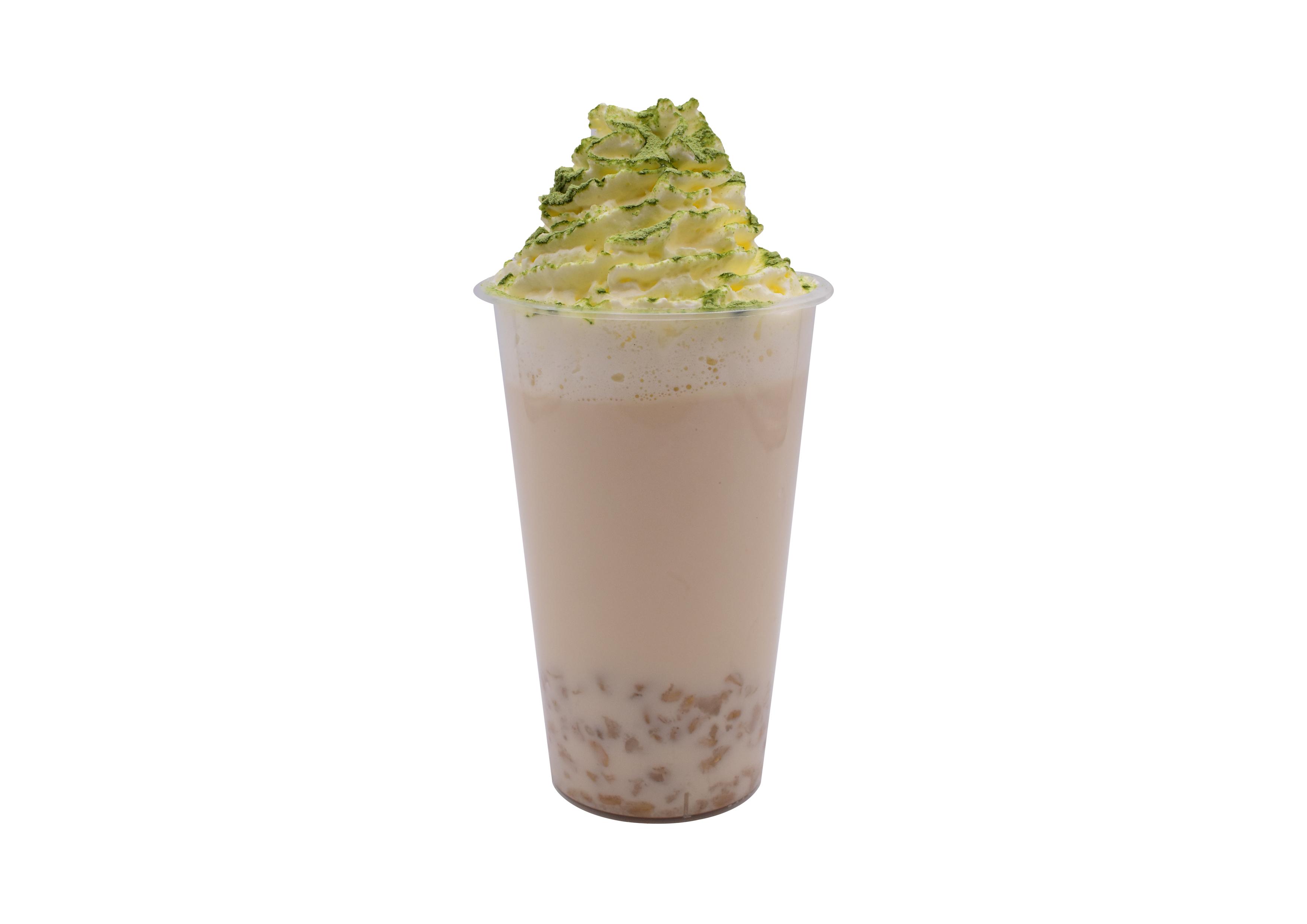 椰香奶绿(Coconut Milk Green)