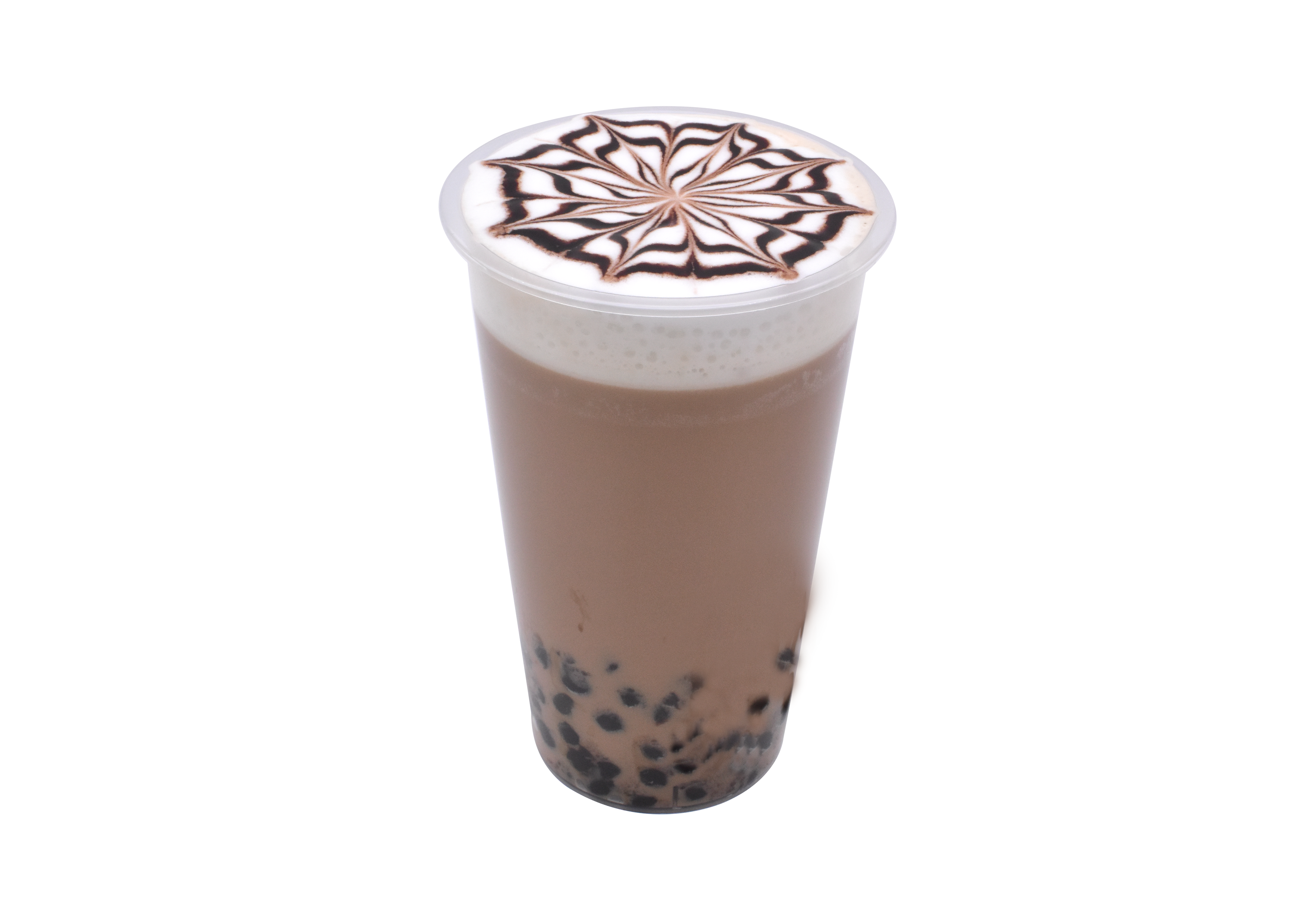鸳鸯拿铁(Mandarin Duck Latte)